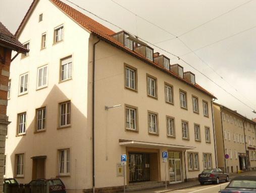 Ansicht Amtsgericht Albstadt