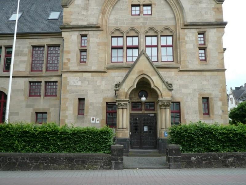 Ansicht Amtsgericht Andernach