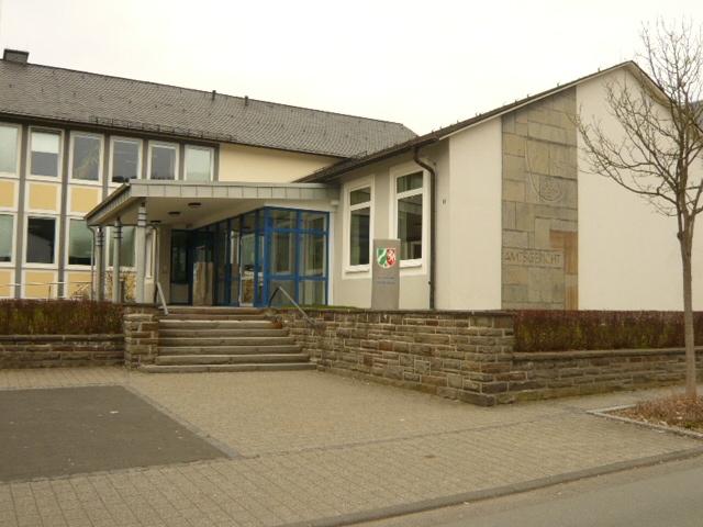 Ansicht Amtsgericht Bad Berleburg