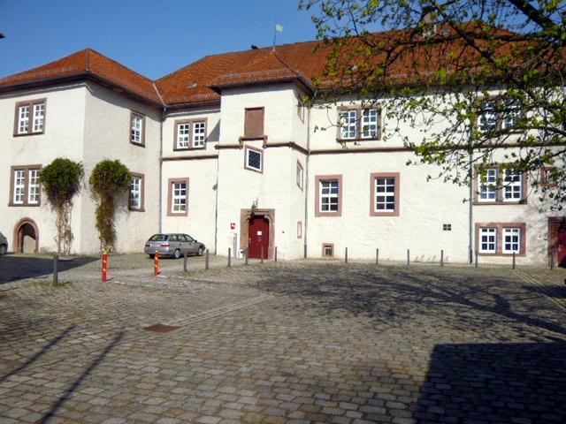 Ansicht Amtsgericht Bad Gandersheim