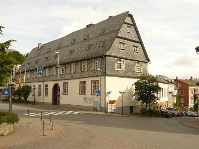 Ansicht Amtsgericht Bad Schwalbach