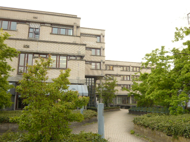 Ansicht Amtsgericht Baden-Baden
