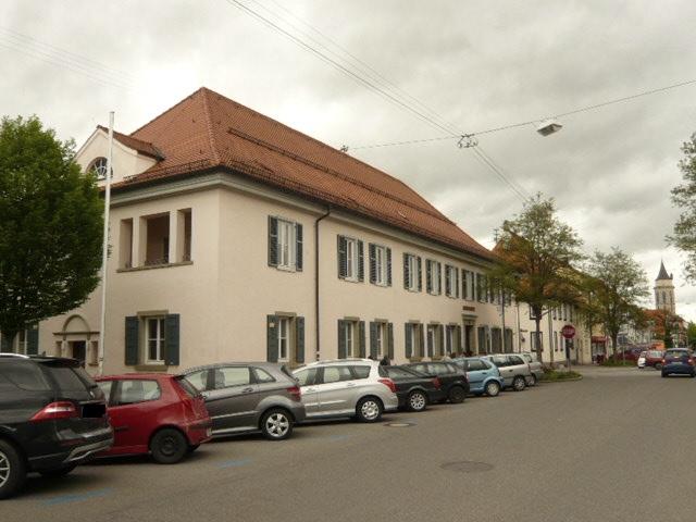 Ansicht Amtsgericht Balingen