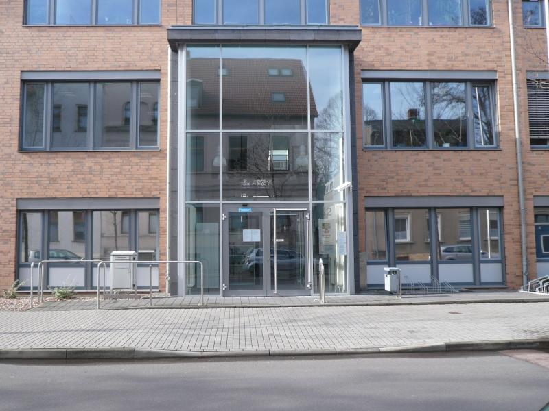 Ansicht Amtsgericht Bernburg