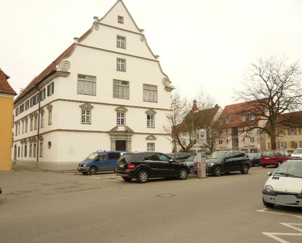Ansicht Amtsgericht Biberach