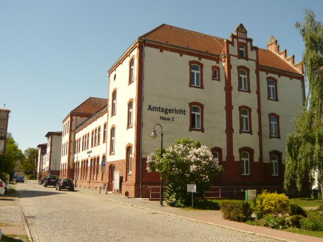Ansicht Amtsgericht Burg