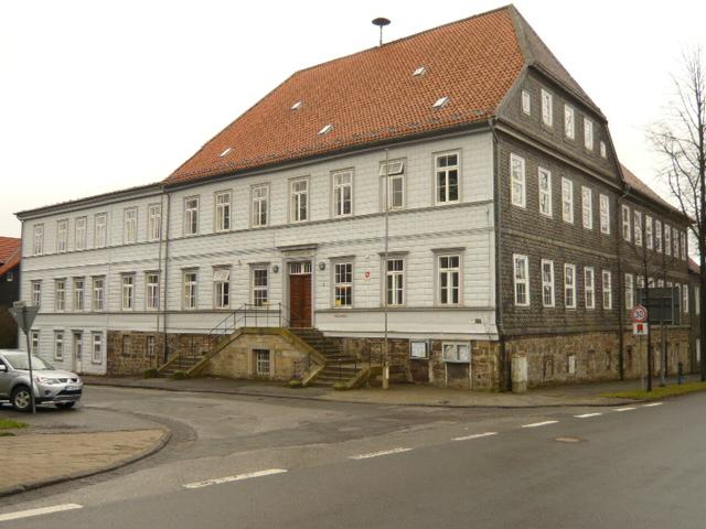 Ansicht Amtsgericht Clausthal-Zellerfeld
