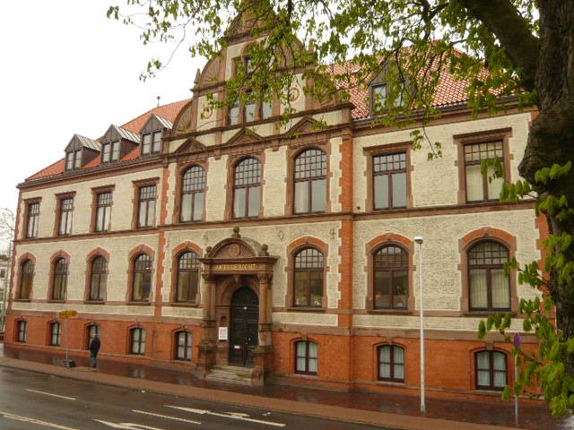 Ansicht Amtsgericht Cuxhaven