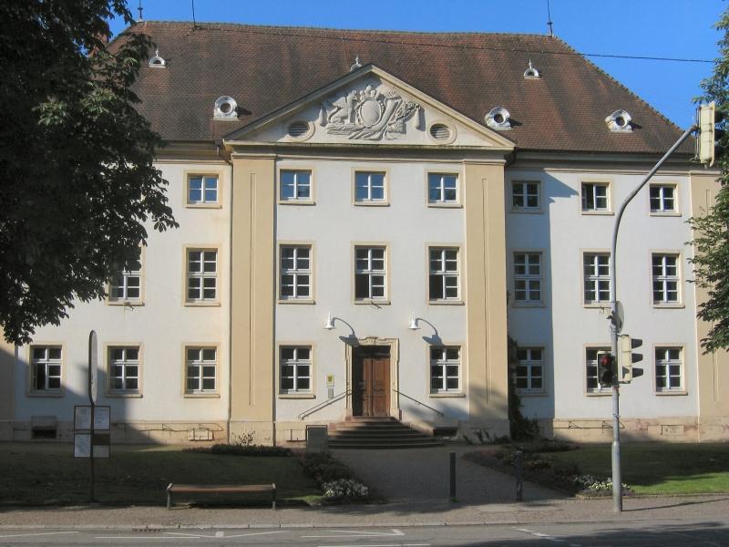 Ansicht Amtsgericht Emmendingen