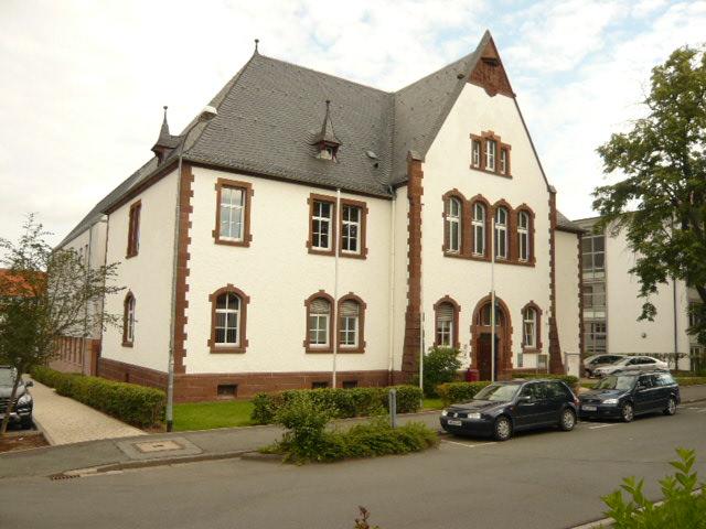 Ansicht Amtsgericht Frankenberg