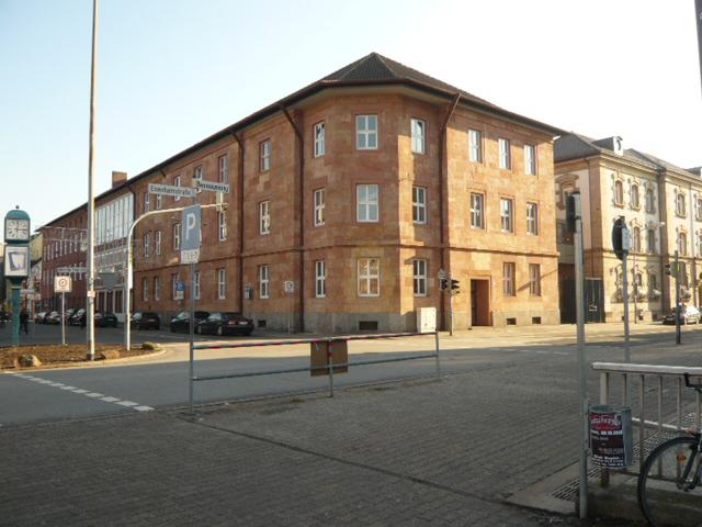 Ansicht Amtsgericht Frankenthal