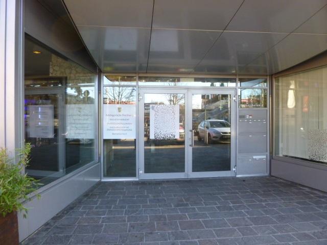 Ansicht Amtsgericht Freiburg