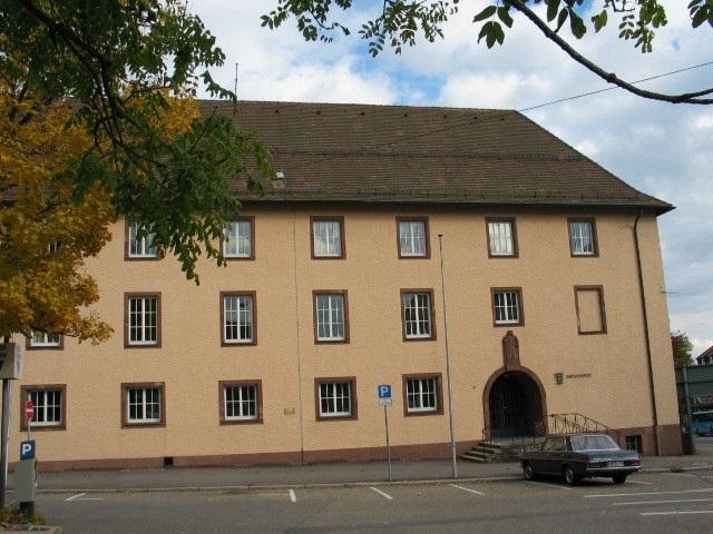 Ansicht Amtsgericht Freudenstadt