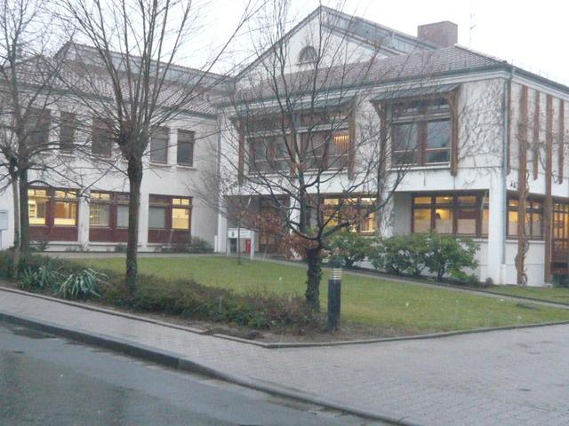 Ansicht Amtsgericht Grünstadt