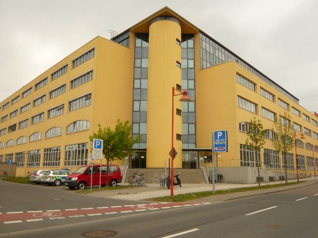Ansicht Amtsgericht Halle (Saale)