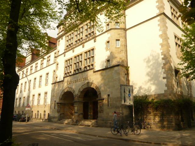 Ansicht Amtsgericht Hamburg-Altona