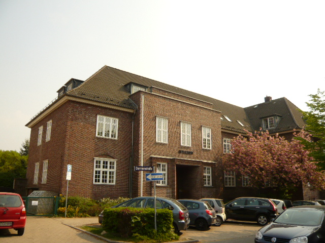 Ansicht Amtsgericht Hamburg-Blankenese
