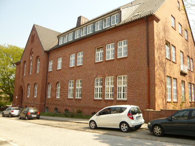 Ansicht Amtsgericht Hamburg-Harburg