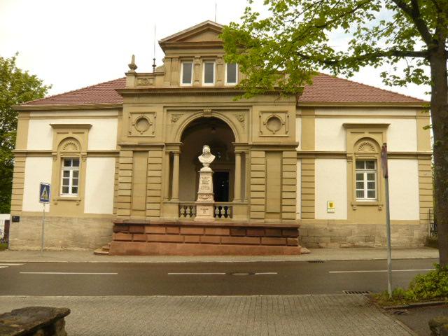 Ansicht Amtsgericht Hechingen