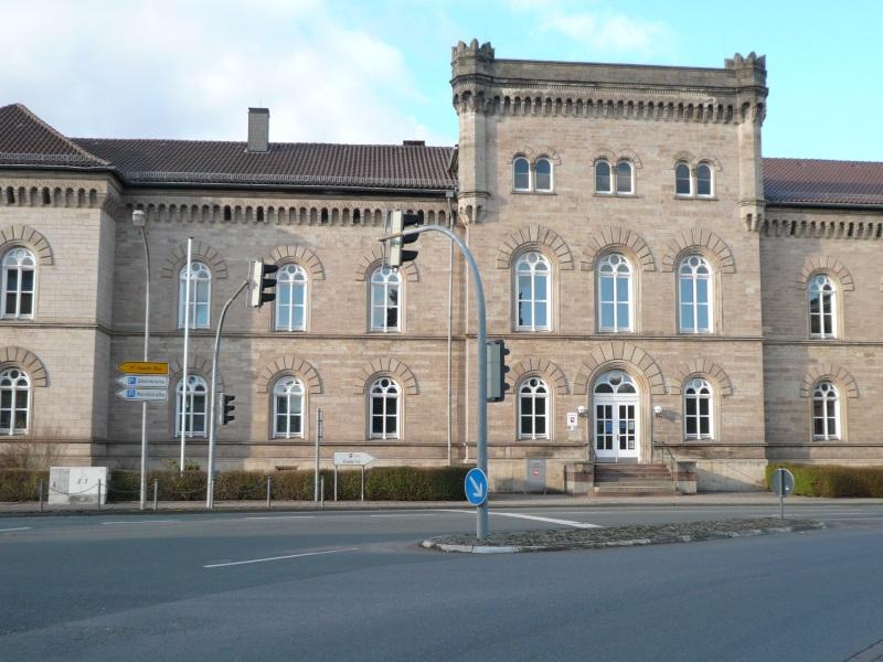 Ansicht Amtsgericht Holzminden