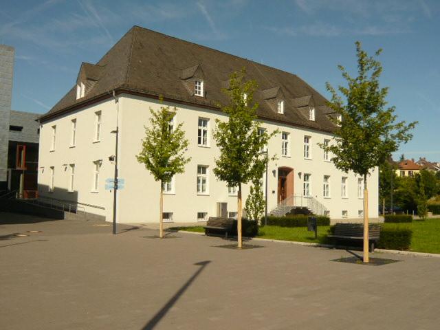 Ansicht Amtsgericht Idstein