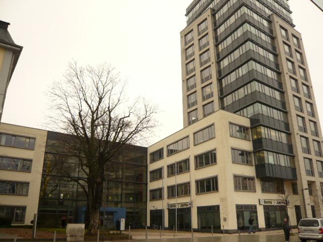 Ansicht Amtsgericht Kaiserslautern