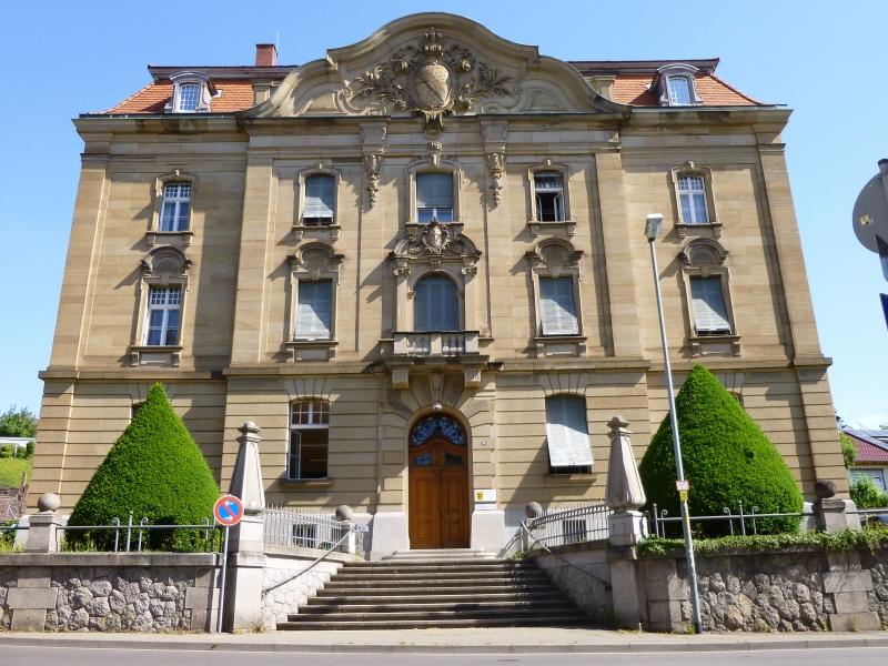 Ansicht Amtsgericht Lahr/Schwarzwald