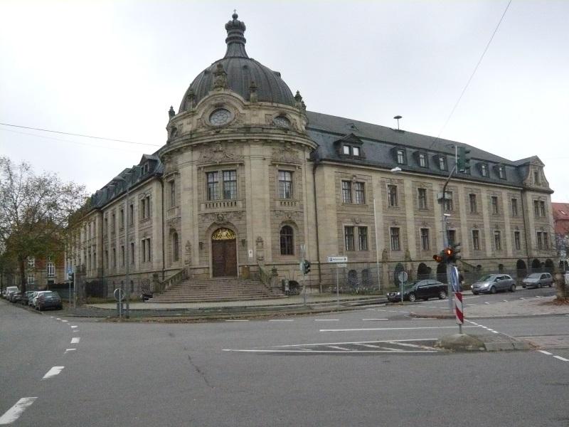 Ansicht Amtsgericht Landau