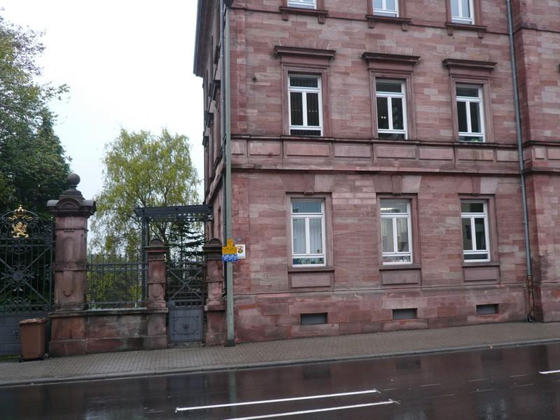Ansicht Amtsgericht Landstuhl