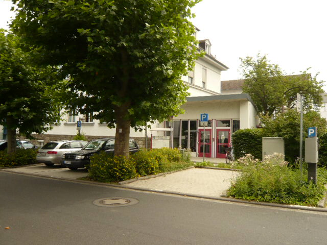 Ansicht Amtsgericht Limburg a. d. Lahn