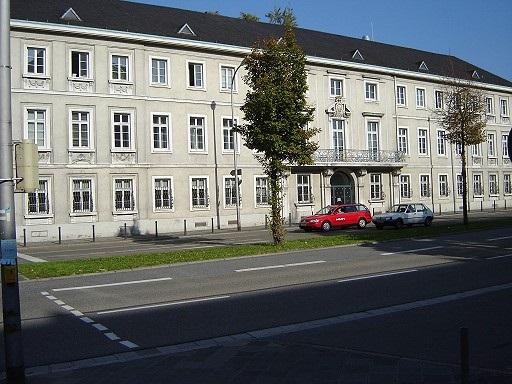 Ansicht Amtsgericht Mannheim