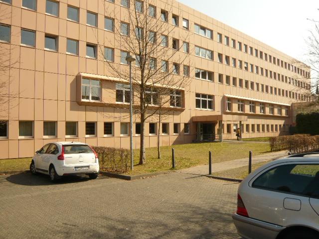Ansicht Amtsgericht Marburg