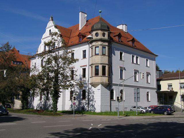 Ansicht Amtsgericht Memmingen