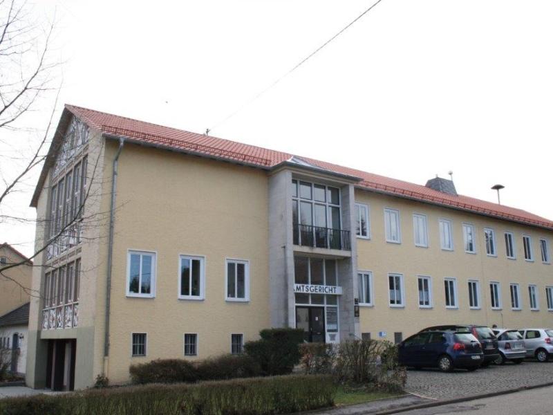 Ansicht Amtsgericht Merzig - Zweigstelle Wadern