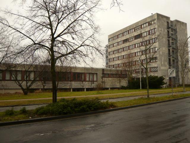 Ansicht Amtsgericht Neustadt/Weinstraße