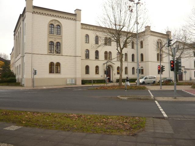 Ansicht Amtsgericht Neuwied