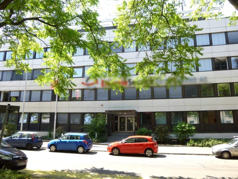 Ansicht Amtsgericht Offenburg
