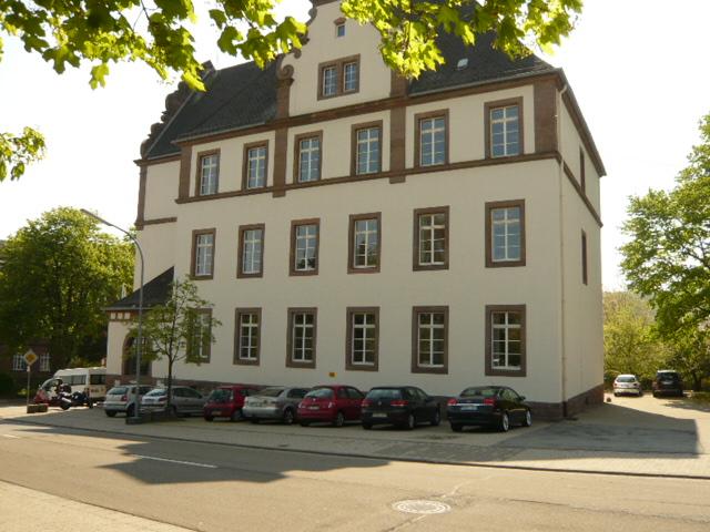 Ansicht Amtsgericht Ottweiler