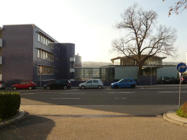 Ansicht Amtsgericht Pforzheim
