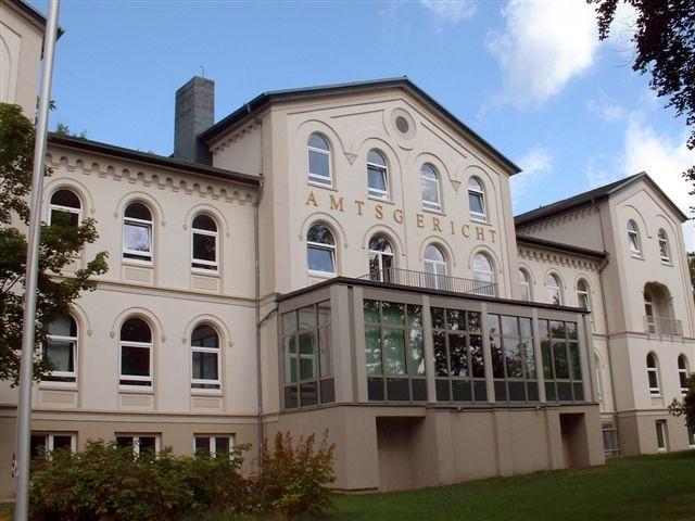 Ansicht Amtsgericht Reinbek