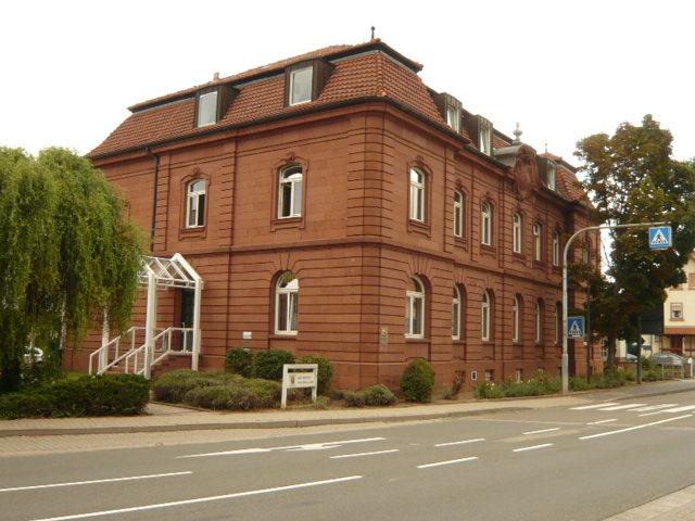 Ansicht Amtsgericht Rockenhausen