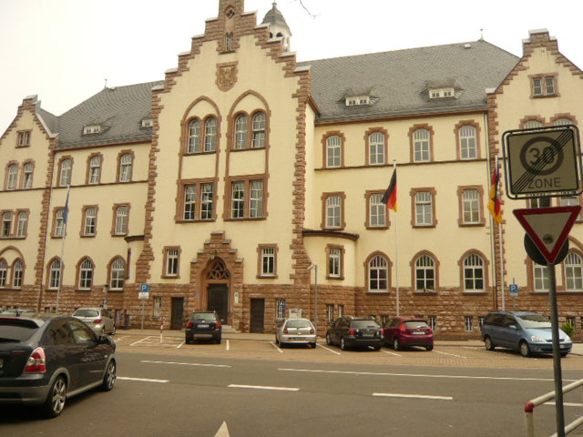 Ansicht Amtsgericht Saarlouis