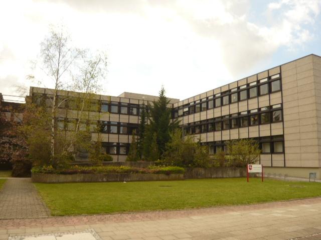 Ansicht Amtsgericht Salzgitter