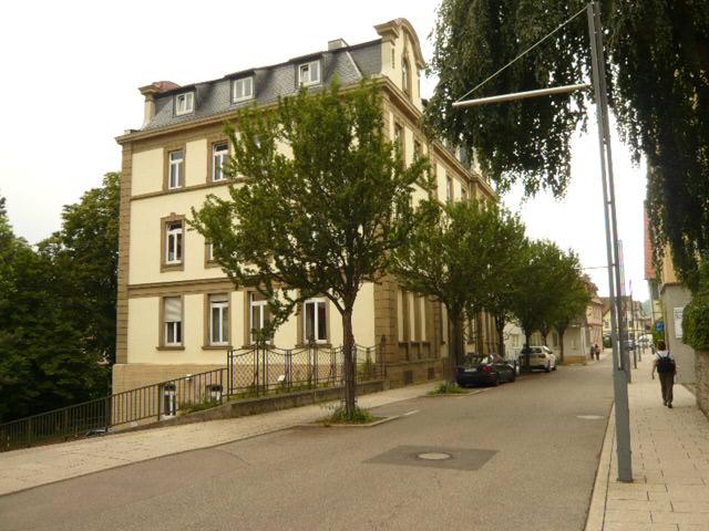 Amtsgericht Schwäbisch Hall