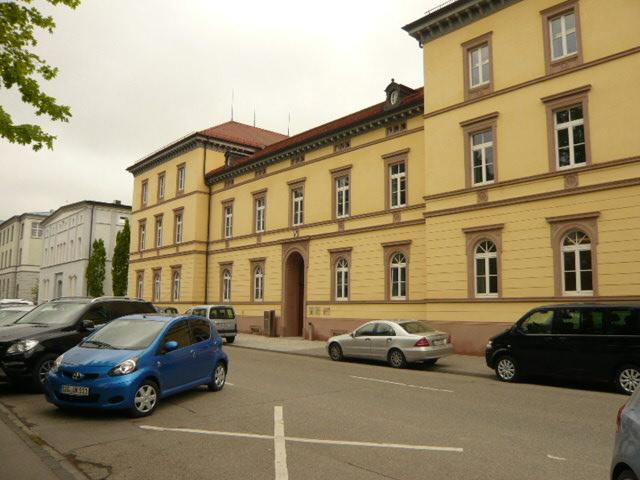 Ansicht Amtsgericht Sigmaringen