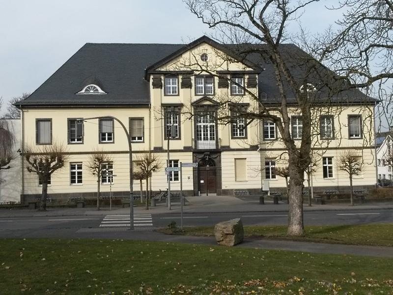 Ansicht Amtsgericht Sinzig