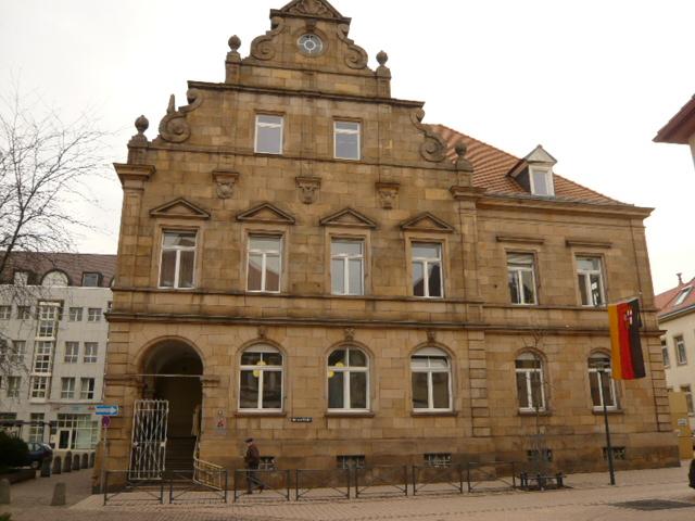 Ansicht Amtsgericht Speyer