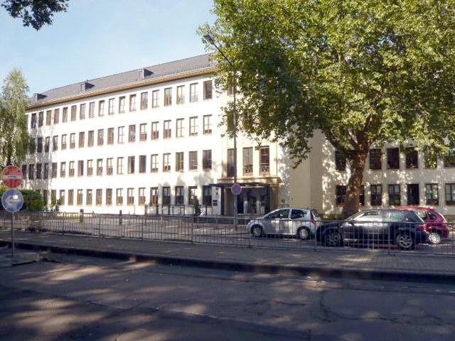 Ansicht Amtsgericht Trier
