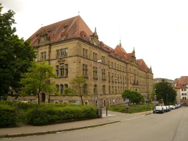 Ansicht Amtsgericht Tübingen