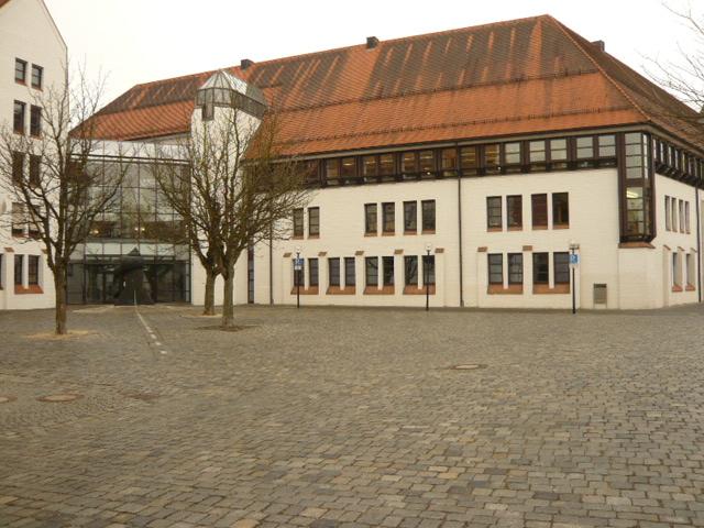 Ansicht Amtsgericht Ulm